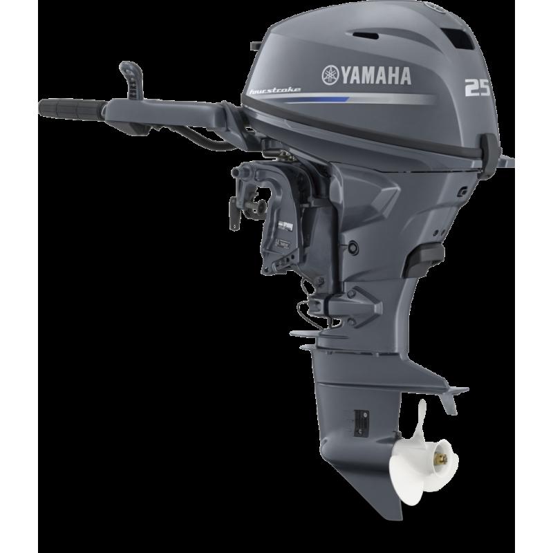 Yamaha F25 GMHS